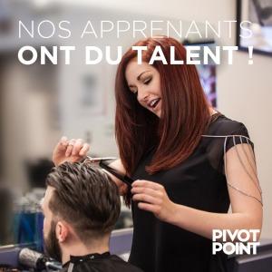 Nos apprenants ont du talents ! Pivot Point