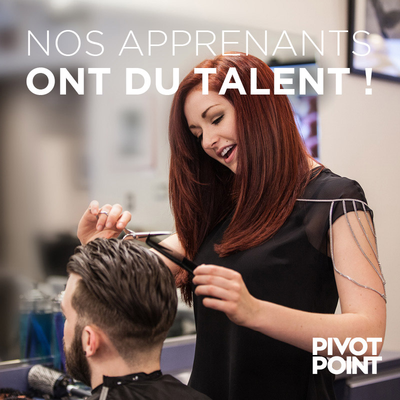Nos apprenants ont du talents ! Pivot Point